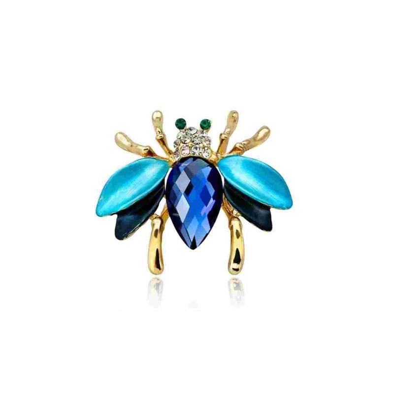 Segė žydra bitė