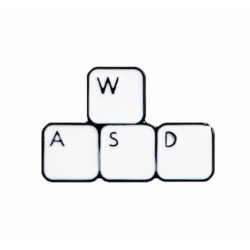 Ženkliukas klaviatūra
