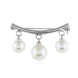 Segė su perlais